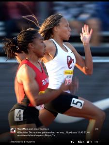 Zaria Arcadia 100m 2015