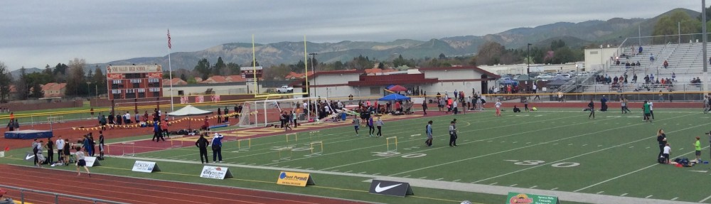 Pacific View Track & Field