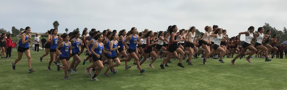 Pacific View Cross Country